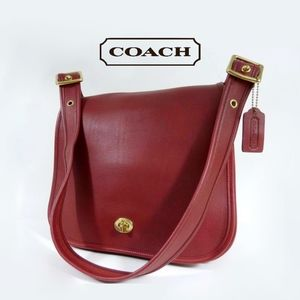 ❤Vintage Coach NYC Stewardess 9525 Bag❤